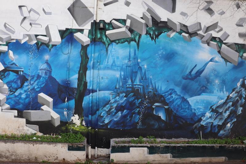 Graffiti: Social Expressions of Athens